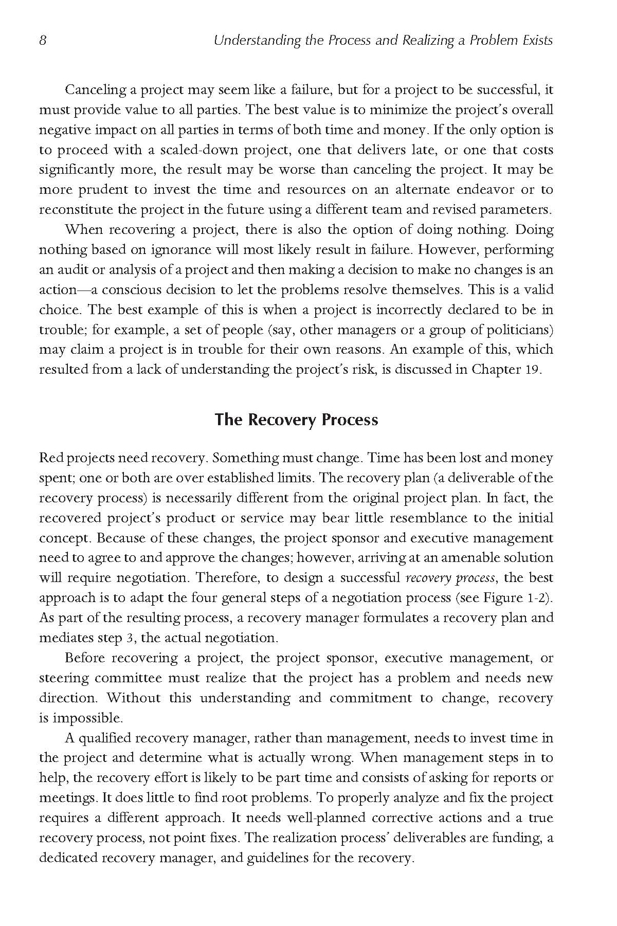 Rescue the Problem Project page 8